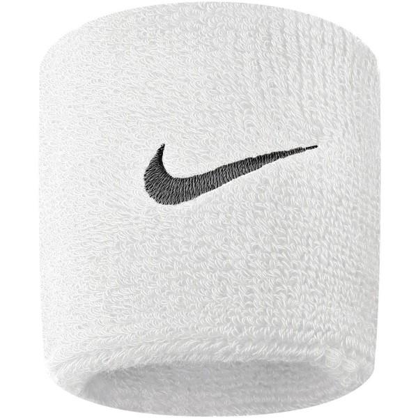 Nike SWOOSH WRISTBAND bílá  - Potítko