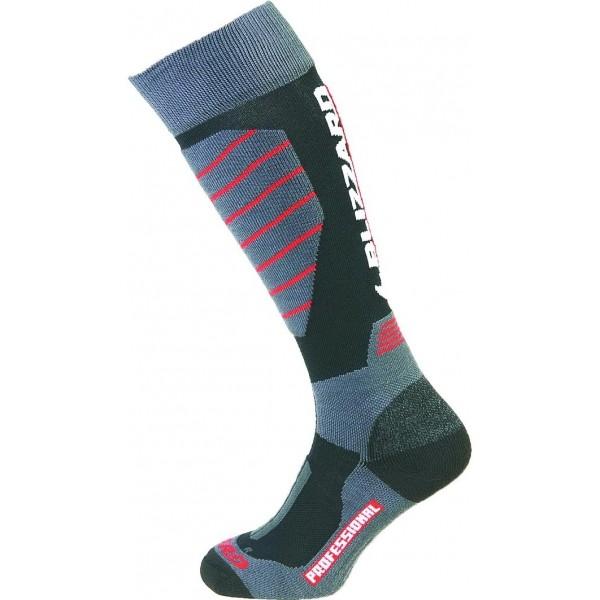 Blizzard PROFESSIONAL SKI SOCK černá 39-42 - Ponožky