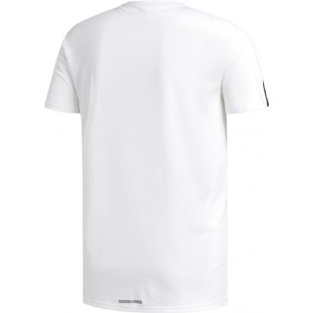 Мъжка спортна тениска - adidas RUN IT TEE 3S M - 2
