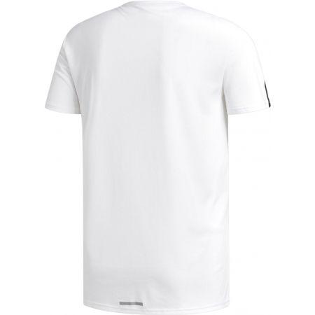 Men's sports T-Shirt - adidas RUN IT TEE 3S M - 2