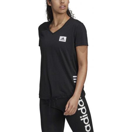 Dámske športové tričko - adidas D2M MO T - 3