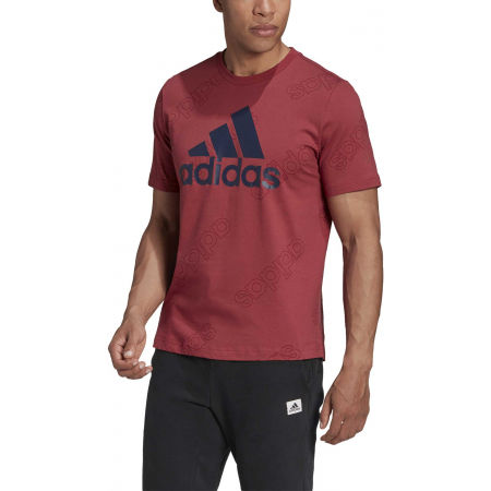 Herrenshirt - adidas MENS FAVOURITES T-SHIRT - 3