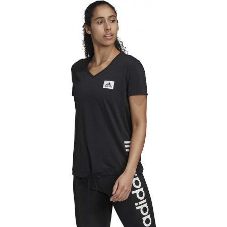Dámske športové tričko - adidas D2M MO T - 4
