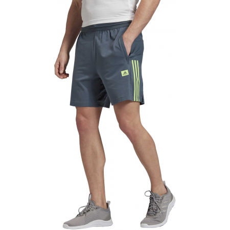 Men's shorts - adidas DESIGNED TO MOVE MOTION SHORT - 3