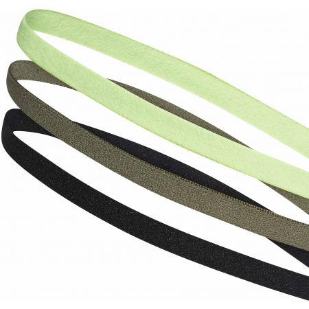 Čelenky - adidas 3PP HAIRBAND - 3