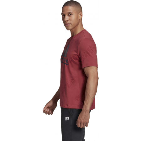 Herrenshirt - adidas MENS FAVOURITES T-SHIRT - 5