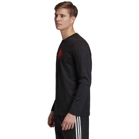 Herrenshirt - adidas CASSETTE TAPE LONGSLEEVE TEE - 5