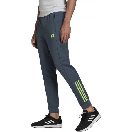 Férfi melegítőnadrág - adidas DESIGNED TO MOVE MOTION PANT - 4