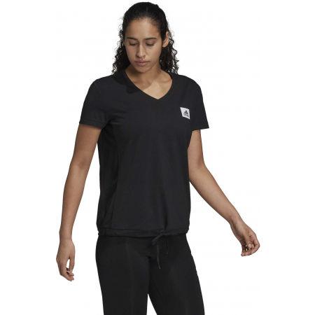 Dámske športové tričko - adidas D2M MO T - 6