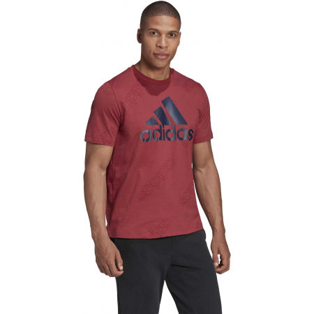Herrenshirt - adidas MENS FAVOURITES T-SHIRT - 6