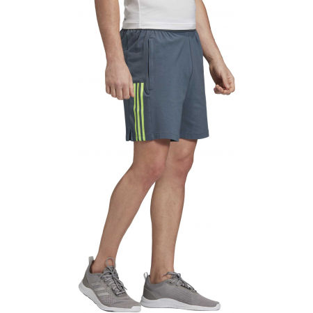 Men's shorts - adidas DESIGNED TO MOVE MOTION SHORT - 5