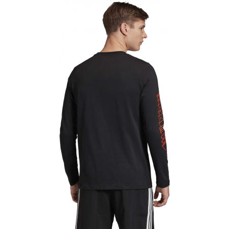 Herrenshirt - adidas CASSETTE TAPE LONGSLEEVE TEE - 7