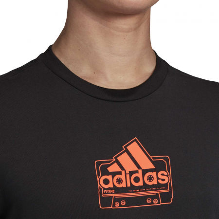 Herrenshirt - adidas CASSETTE TAPE LONGSLEEVE TEE - 8