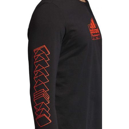 Herrenshirt - adidas CASSETTE TAPE LONGSLEEVE TEE - 9