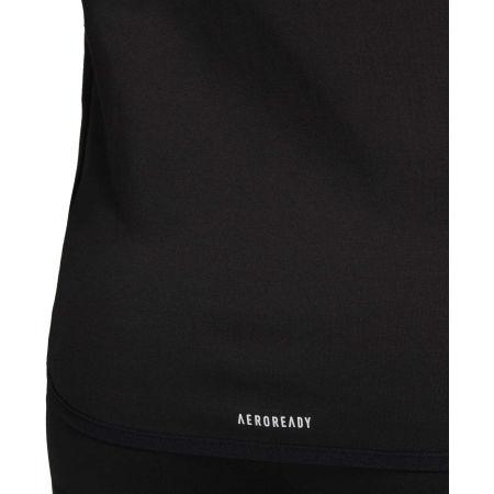 Women's sweatshirt - adidas DESIGNED TO MOVE MOTION FULLZIP HOODIE - 8