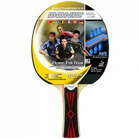 Donic TOP TEAMS 500 - Хилка за тенис на маса