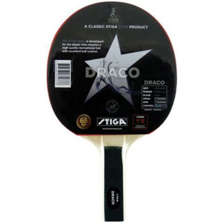 Stiga DRACO - Table tennis bat