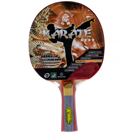 Giant Dragon KARATE - Table tennis bat