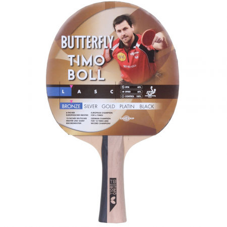 Butterfly BOLL BRONZE - Хилка за тенис на маса