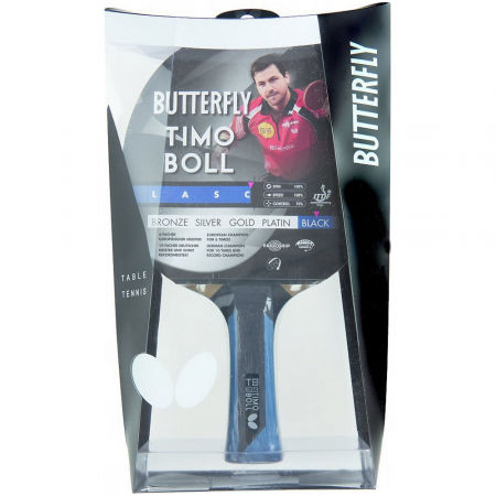 Butterfly BOLL BLACK
