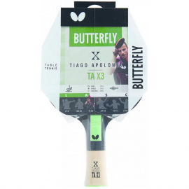 Butterfly TIAGO APOLONIA TAX3 - Stolnotenisová raketa