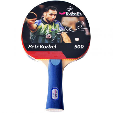 Butterfly KORBEL 500 - Хилка за тенис на маса