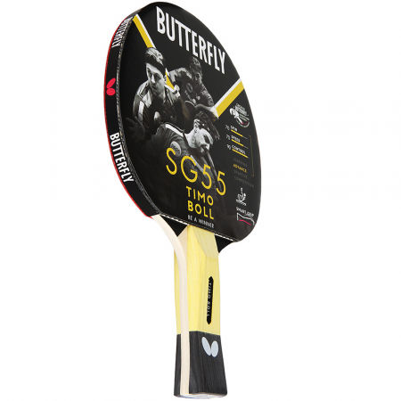 Butterfly TIMO BOLL SG55 - Table tennis bat