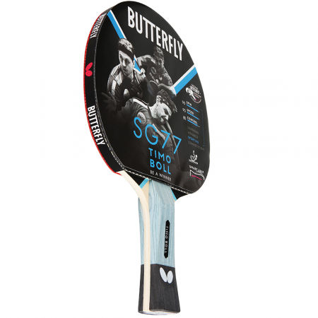 Table tennis bat - Butterfly TIMO BOLL SG77