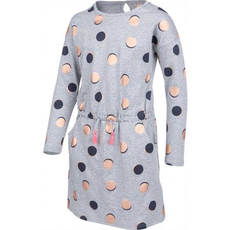 Dievčenské šaty - Lewro SAFIRA - 2