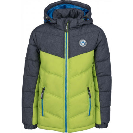 Lewro ILAYA - Gyerek steppelt kabát