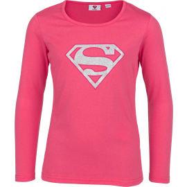 Warner Bros SILA SUPERGIRL - Dievčenské tričko