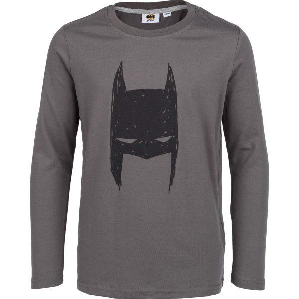 Warner Bros SILAS JNR BAT tmavě šedá 152-158 - Chlapecké triko