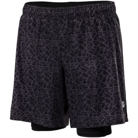 Klimatex CORTEZ - Men's running shorts 2in1