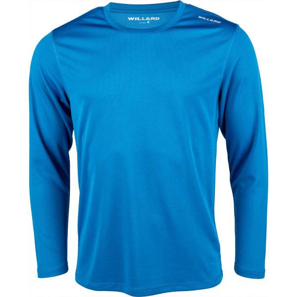 Willard GERT modrá M - Pánské triko