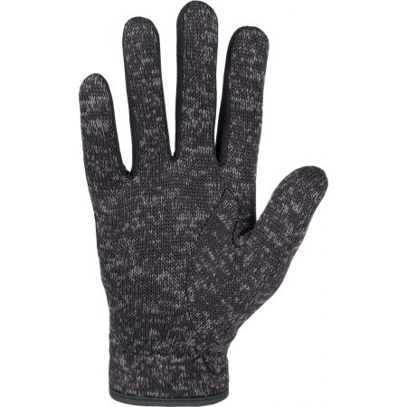 Women's knitted fleece gloves - Willard KETS - 2