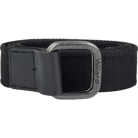 Willard BRET - Men's belt with a metal buckle