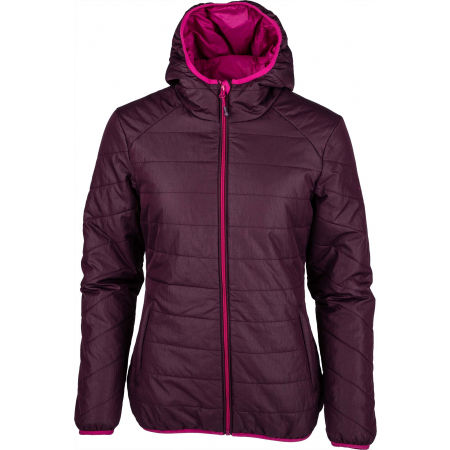 Women's quilted jacket - Willard MARTHA - 1