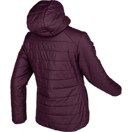 Women's quilted jacket - Willard MARTHA - 3