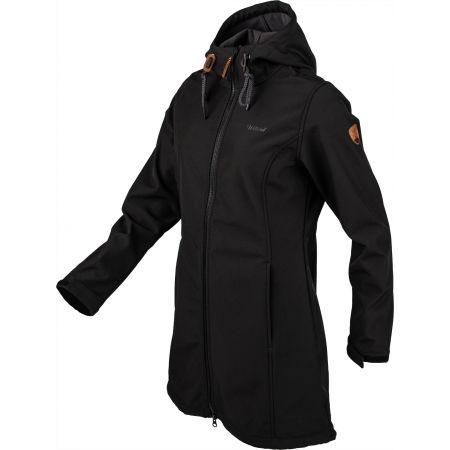 Dámsky softshellový kabát - Willard SILAVANA - 2