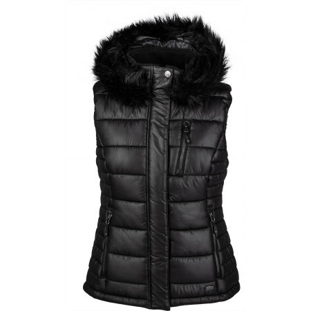 Willard LISBETH - Women's quilted vest
