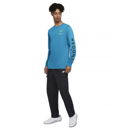 Pánské tričko - Nike NSW LS TEE SWOOSH PK M - 3