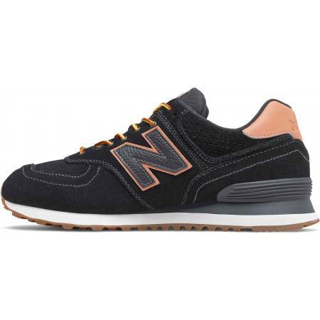 Men's leisure shoes - New Balance ML574XAB - 2