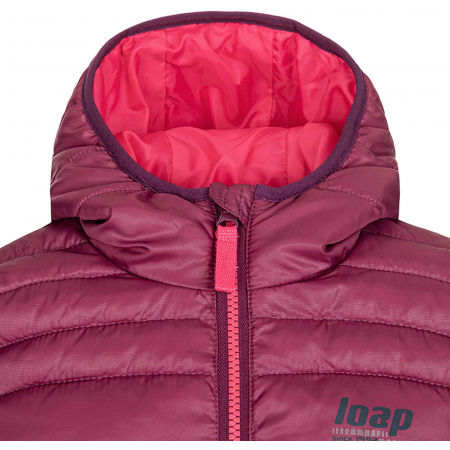 Children's winter jacket - Loap INOY - 3