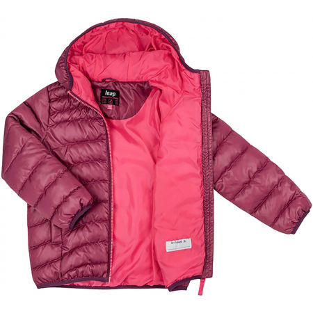 Children's winter jacket - Loap INOY - 4