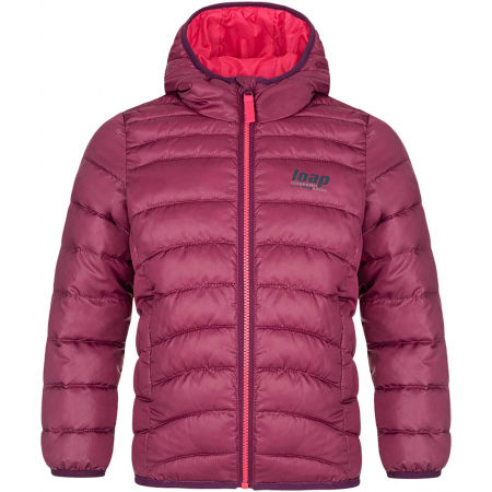 Children's winter jacket - Loap INOY - 1