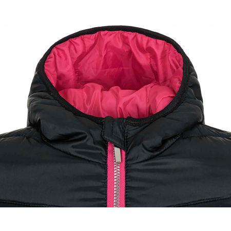 Зимно палто за момичета - Loap IDUZIE - 4