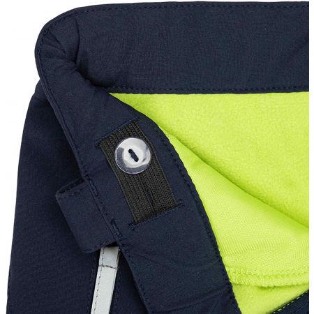 Dětské softshellové kalhoty - Loap LOCON - 4