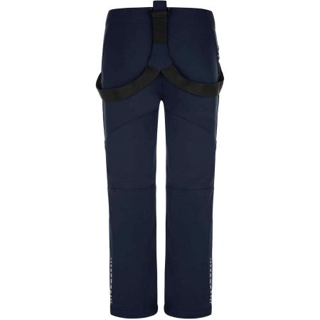 Loap LOCON - Children's softshell trousers