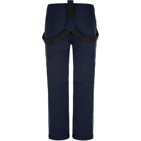 Dětské softshellové kalhoty - Loap LOCON - 2