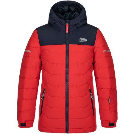 Loap FUZZY - Chlapecká lyžařská bunda